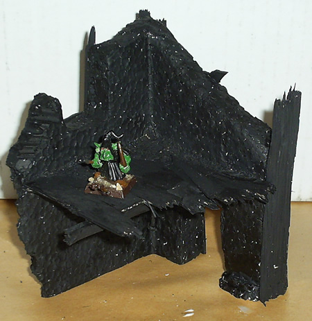 Mordheim Building Base Coat