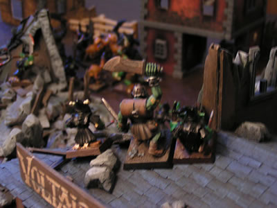 Mordheim Orc Archers do nothing