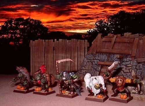 Haloween Orcs
