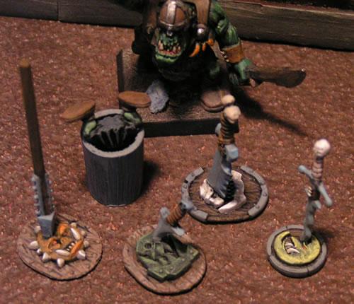 Mordheim Animosity Markers