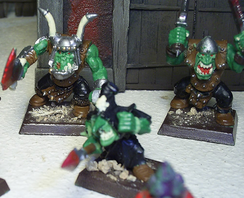 Mordheim Orcs and Goblins Warband