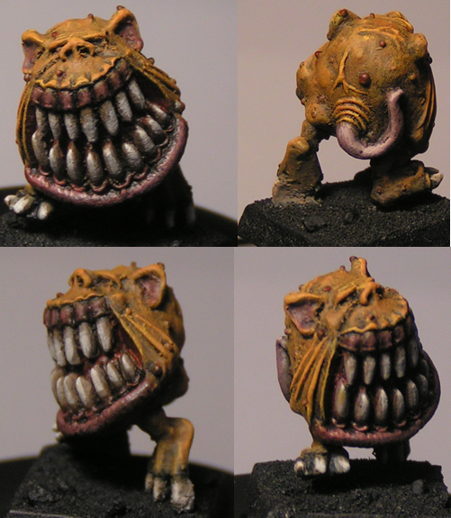 Painted Squig