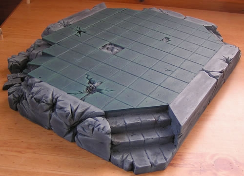 Mordheim Terrain Elevation