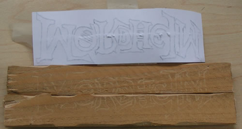 Mordheim Sign Construction