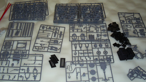 Warhammer Box Set - Contents